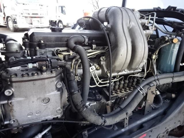 三菱 H16 ファイター 低温冷凍車 格納PG 画像16