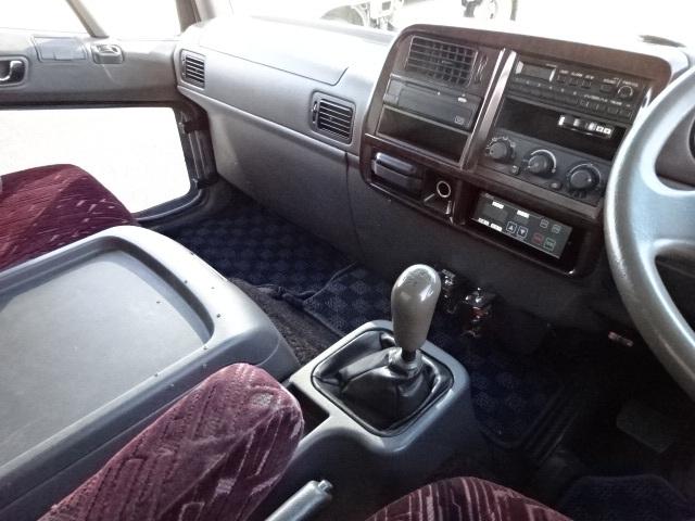 三菱 H16 ファイター 低温冷凍車 格納PG 画像21