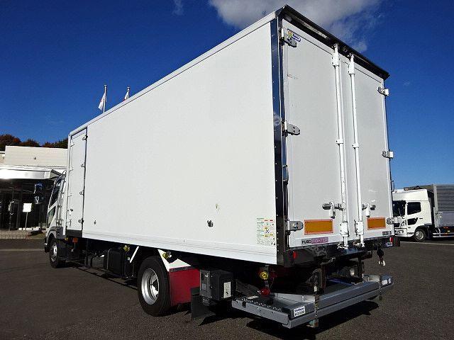 三菱 H16 ファイター 低温冷凍車 格納PG 画像8