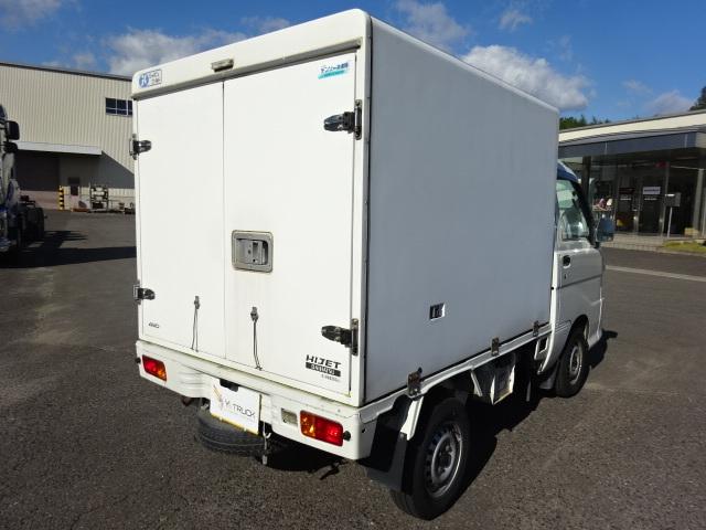 ダイハツ H22 ハイゼット 冷蔵冷凍車 4WD 車検付 画像7