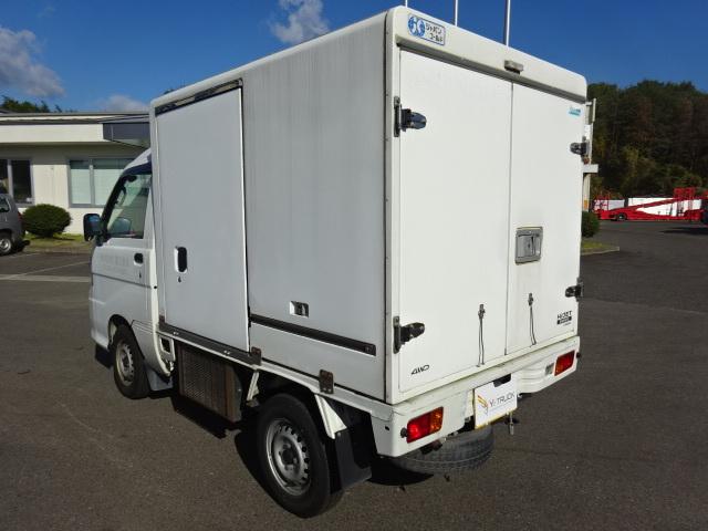 ダイハツ H22 ハイゼット 冷蔵冷凍車 4WD 車検付 画像9