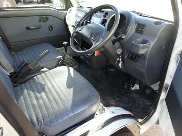 ダイハツ H22 ハイゼット 冷蔵冷凍車 4WD 車検付 画像19