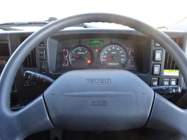 いすゞ H26 フォワード ワイド アルミウィング PG付 画像26