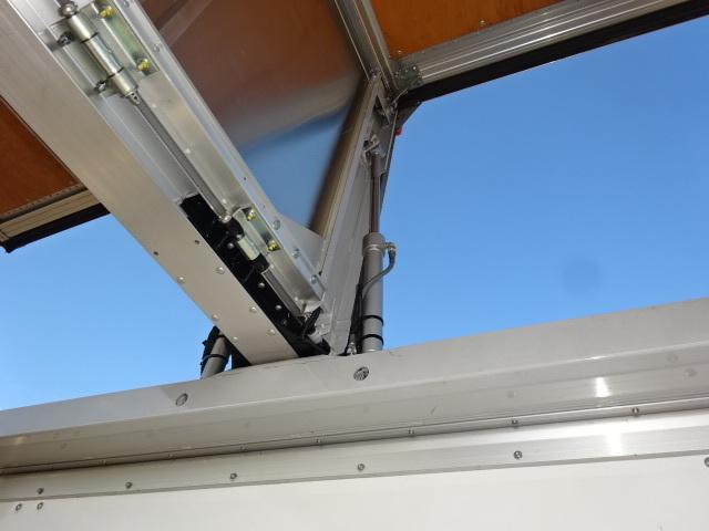 いすゞ H26 フォワード ワイド アルミウィング PG付 画像14
