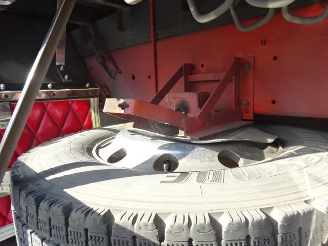 いすゞ H23 ギガ 3軸 平 アルミブロック 4段クレーン 画像18