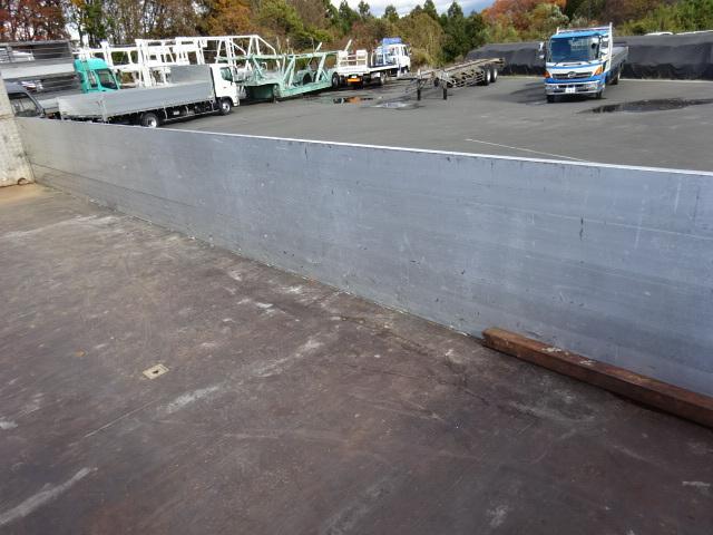 いすゞ H23 ギガ 3軸 平 アルミブロック 4段クレーン 画像21