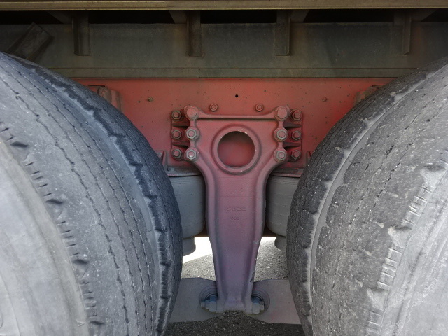 いすゞ H23 ギガ 3軸 平 アルミブロック 4段クレーン 画像17