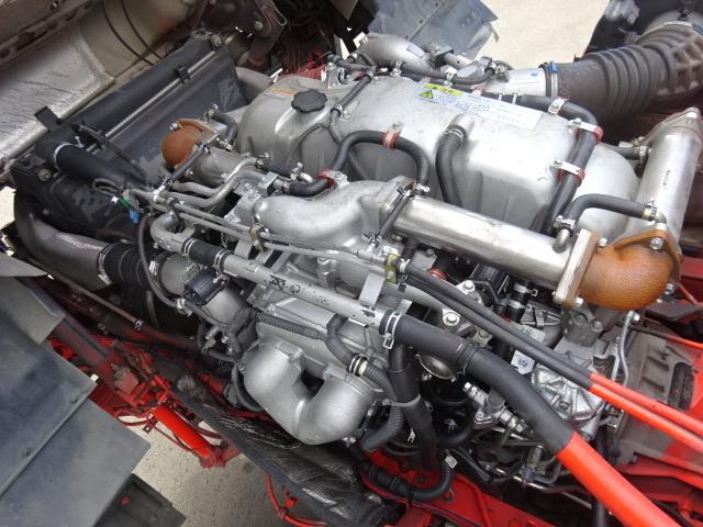 いすゞ H23 ギガ 3軸 平 アルミブロック 4段クレーン 画像23
