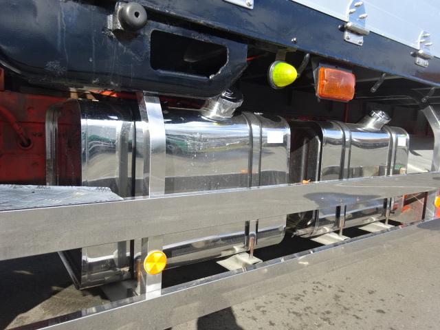 いすゞ H23 ギガ 3軸 平 アルミブロック 4段クレーン 画像15