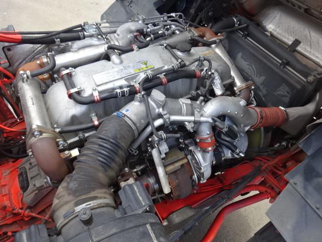 いすゞ H23 ギガ 3軸 平 アルミブロック 4段クレーン 画像24