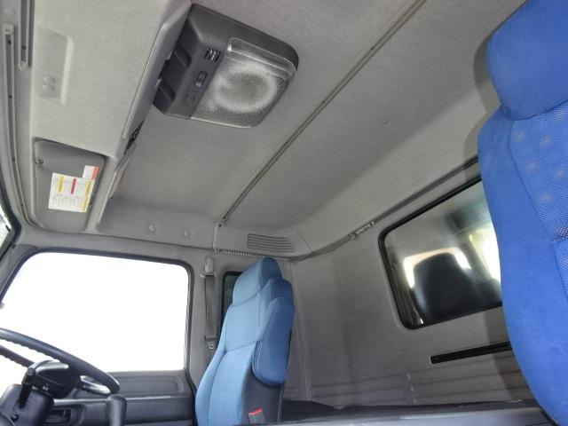 いすゞ H23 ギガ 3軸 平 アルミブロック 4段クレーン 画像31