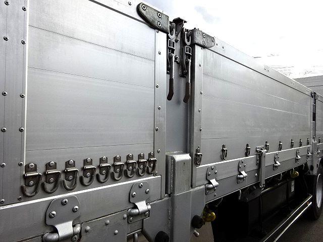 三菱 H21 ファイター アルミブロック PG付 画像13