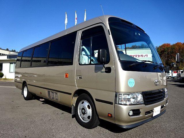トヨタ H24 コースター マイクロバス EX 29人乗り 画像3