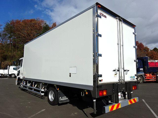 UD H26 コンドル ワイド 低温冷凍車 キーストン ジョルダー 画像8