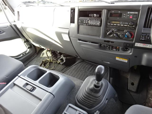 いすゞ H23 フォワード ワイド 冷凍ウィング キーストン 画像28