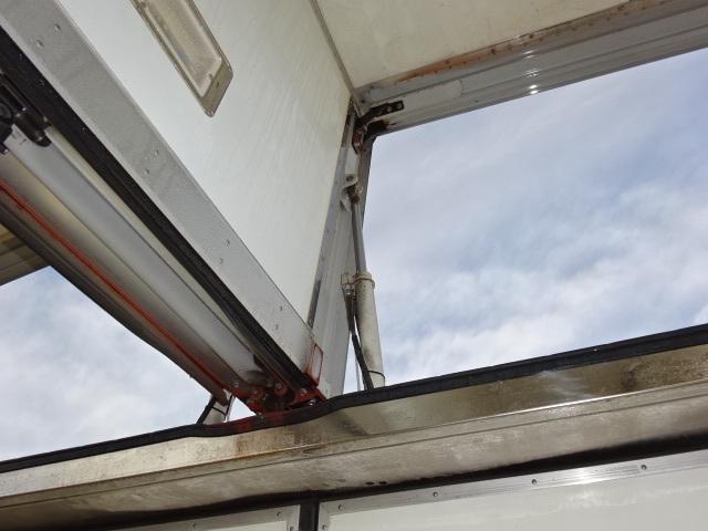 いすゞ H23 フォワード ワイド 冷凍ウィング キーストン 画像13