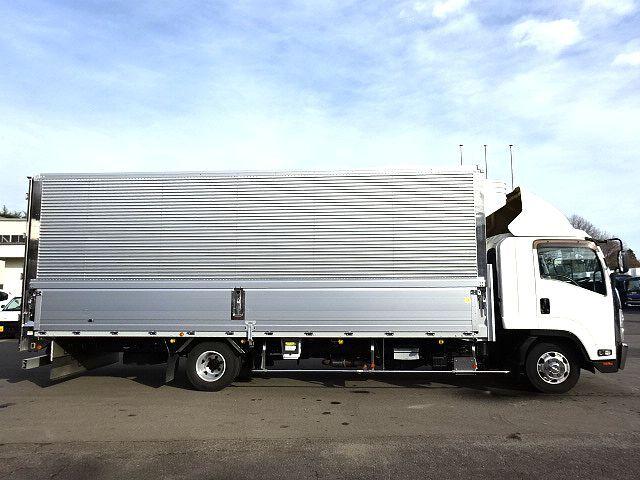 いすゞ H23 フォワード ワイド 冷凍ウィング キーストン 画像5