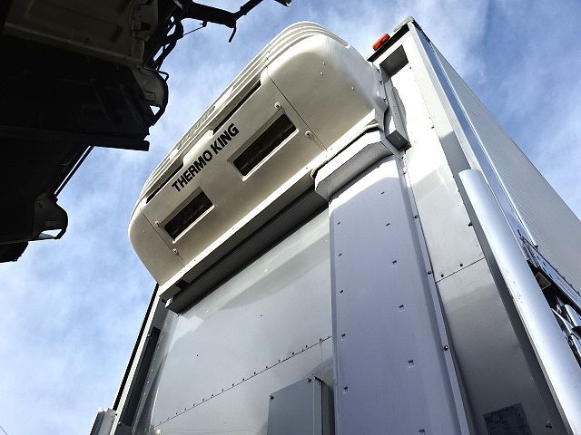 いすゞ H23 フォワード ワイド 冷凍ウィング キーストン 画像18