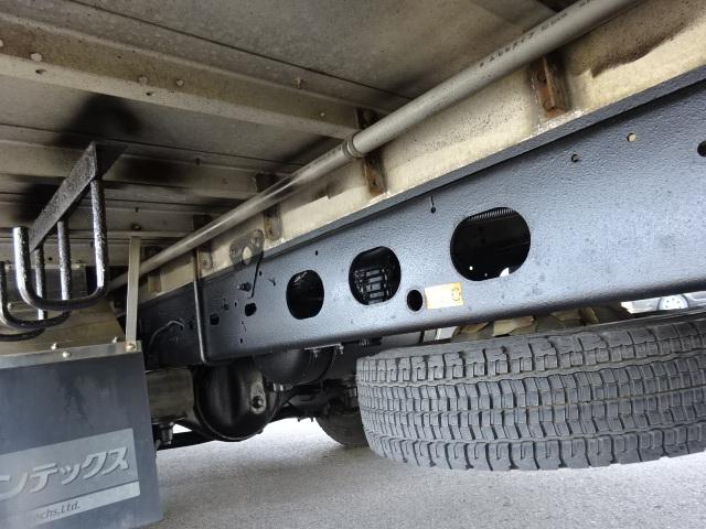 いすゞ H23 フォワード ワイド 冷凍ウィング キーストン 画像21