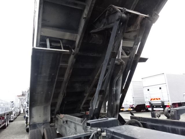 三菱 H25 スーパーグレート  ダンプ 車検付き 画像3