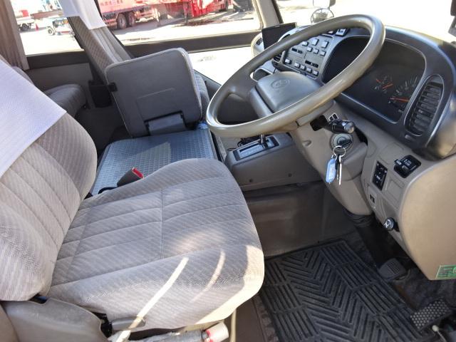 トヨタ H9 コースター マイクロバス 28人乗り車検付 画像19
