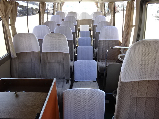 トヨタ H9 コースター マイクロバス 28人乗り車検付 画像28