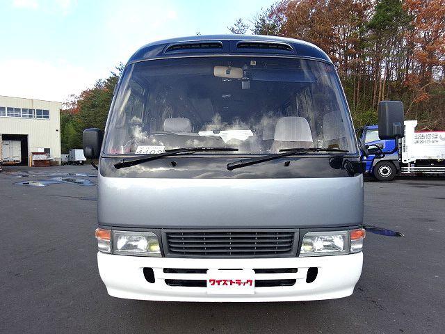 トヨタ H9 コースター マイクロバス 28人乗り車検付 画像2