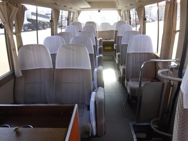 トヨタ H9 コースター マイクロバス 28人乗り車検付 画像27