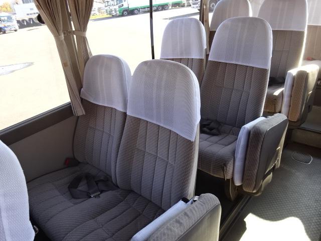 トヨタ H9 コースター マイクロバス 28人乗り車検付 画像29