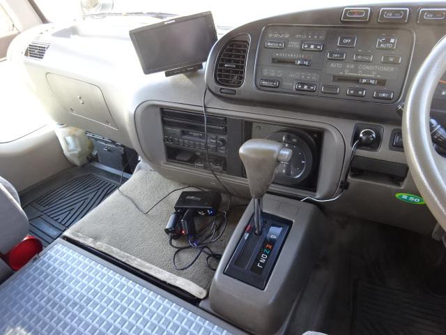 トヨタ H9 コースター マイクロバス 28人乗り車検付 画像21