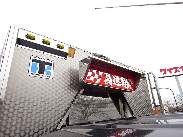 三菱 H4 ファイター 低温冷凍ウィング 実走行 画像28