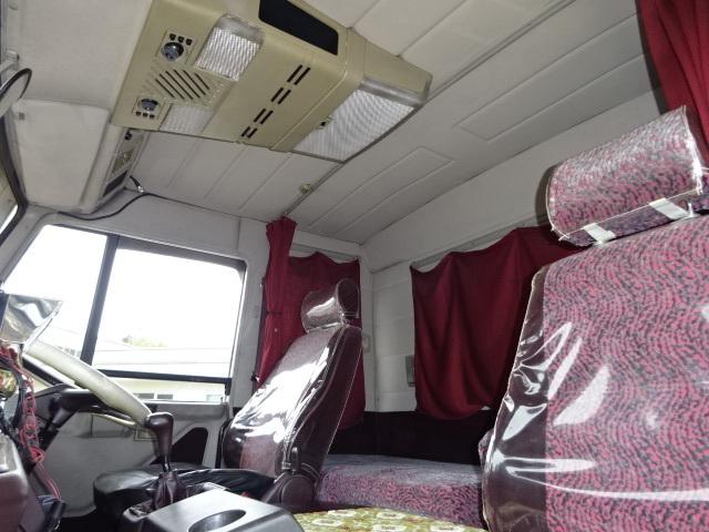 三菱 H4 ファイター 低温冷凍ウィング 実走行 画像18