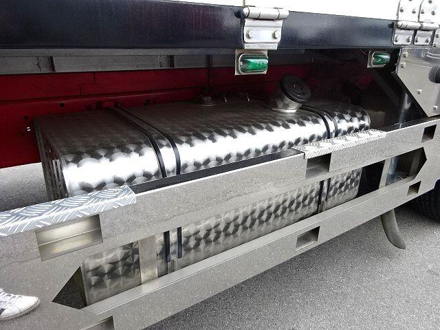 三菱 H4 ファイター 低温冷凍ウィング 実走行 画像26