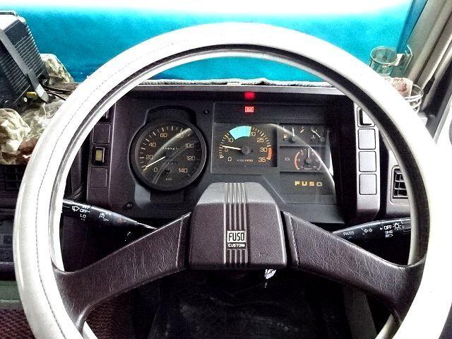 三菱 H4 ファイター 低温冷凍ウィング 実走行 画像14