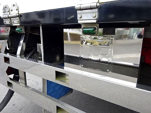 三菱 H4 ファイター 低温冷凍ウィング 実走行 画像24