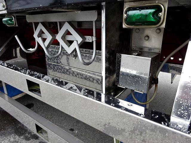 三菱 H4 ファイター 低温冷凍ウィング 実走行 画像25