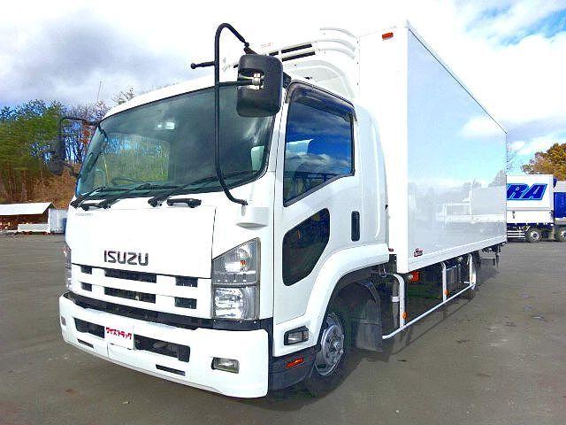 いすゞ H25 フォワード ワイド 低温冷凍車 2エバ 画像1