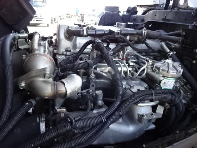 日野 H21 レンジャー 低温冷凍車 格納PG スタンバイ付 画像18