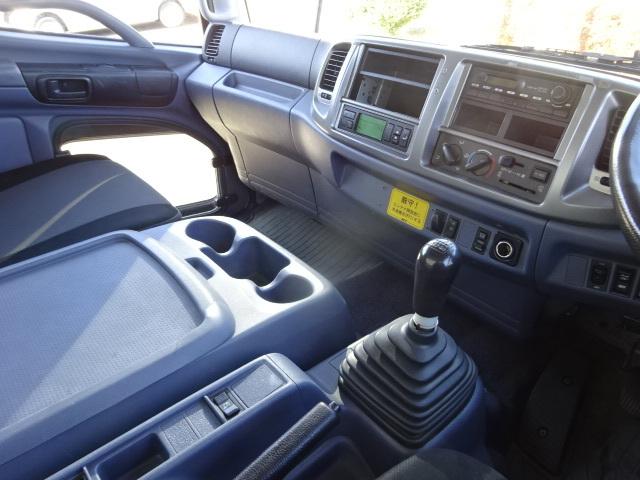 日野 H21 レンジャー 低温冷凍車 格納PG スタンバイ付 画像23