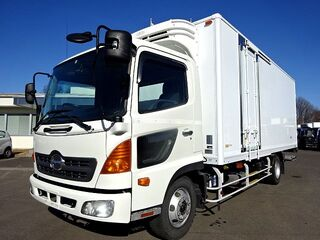 H21 レンジャー 低温冷凍車 格納PG スタンバイ付