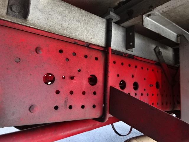 いすゞ H22 フォワード 低温冷凍車 格納PG キーストン 画像15
