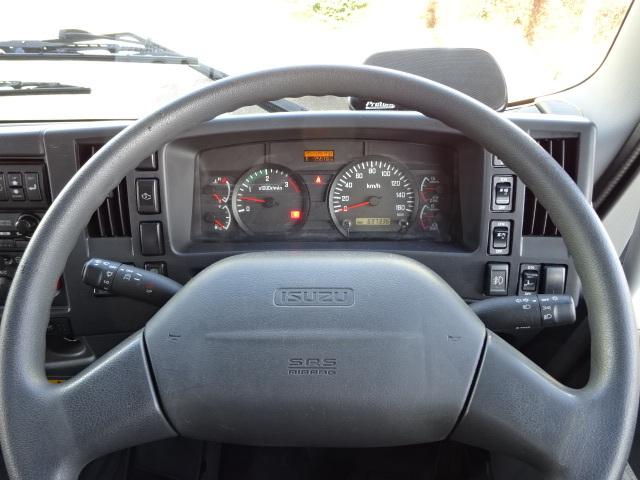 いすゞ H22 フォワード 低温冷凍車 格納PG キーストン 画像21