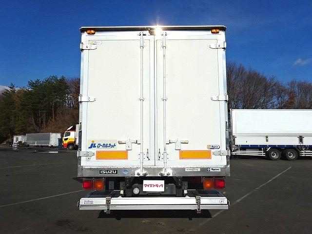 いすゞ H22 フォワード 低温冷凍車 格納PG 画像8