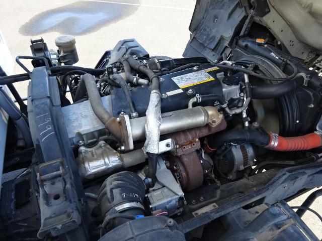 いすゞ H22 フォワード 低温冷凍車 格納PG 画像21