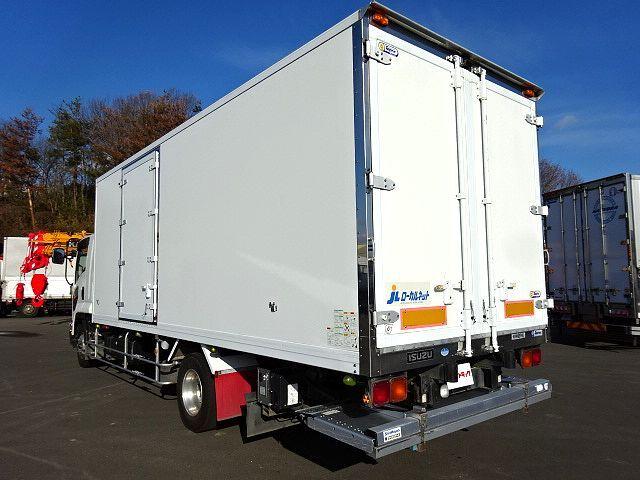 いすゞ H22 フォワード 低温冷凍車 格納PG 画像9