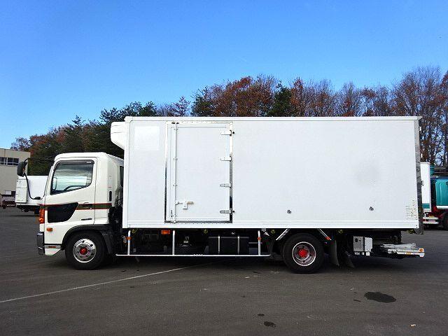 日野 H24 レンジャー 低温冷凍車 格納PG 画像6
