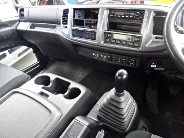 日野 H24 レンジャー 低温冷凍車 格納PG 画像23