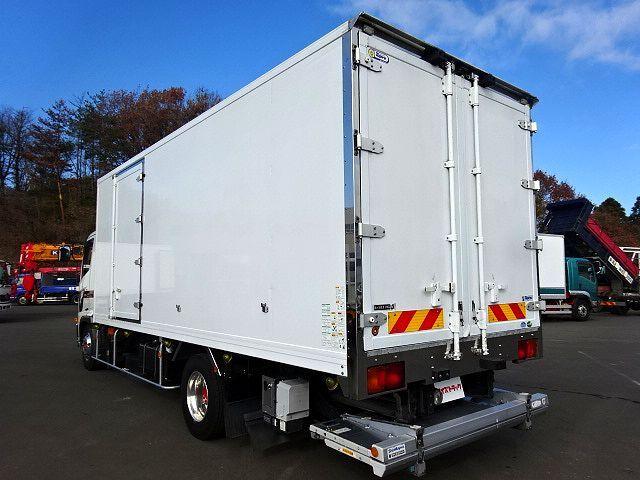 日野 H24 レンジャー 低温冷凍車 格納PG 画像7