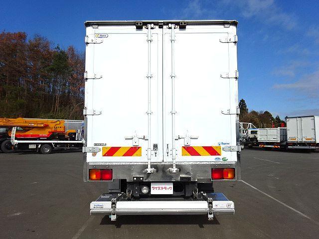 日野 H24 レンジャー 低温冷凍車 格納PG 画像8