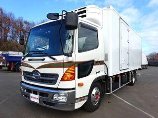 H24 レンジャー 低温冷凍車 格納PG